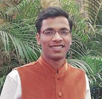 Contributor Gaurav Kedia